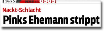 Ausschnitt: Blick.ch, 22.12.2009