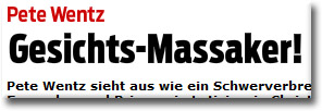 Ausschnitt: Blick.ch, 23.12.2009