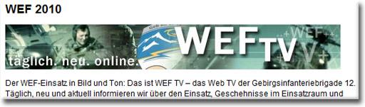 WEF-TV